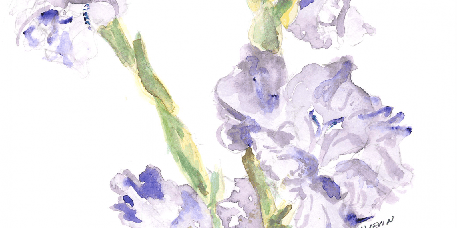 Playing with watercolors inspired me to come up with more creative small business marketing ideas