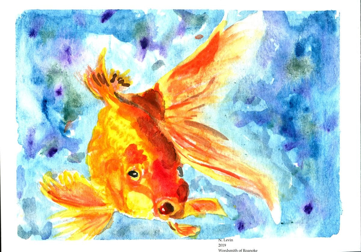 goldfish have a longer attention span than people these days - that's something to consider as you craft your small business social media marketing strategy.