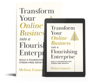 Transform Your Online Business by Melissa Gamarra